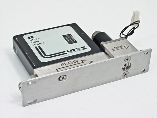 MKS 2000 SCCM Gas HE Mass Flow Meter 1258C-02000RV-SPCAL