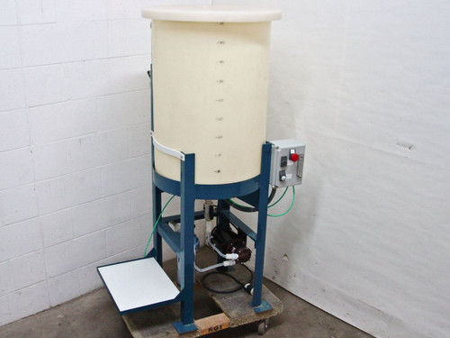 Ryan Herco Flow Solutions 50 Gallon Conical Drum