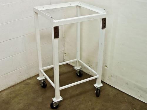 White Cart (22 x 20 x 39)
