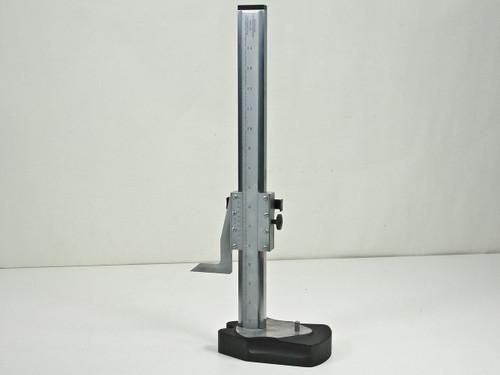 L.S. Starrett 254-12 Master Vernier Height Gage Resolution .001