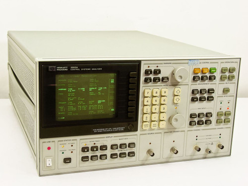 HP Control Systems Analyzer (3563A)