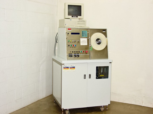 Semitool Programmable Wafer Mask Cleaning System (WST-305MP)