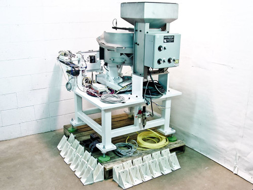 Rodix Feeder Cube Plus and Vibratory Bowl on Stand (FC-103 Plus)