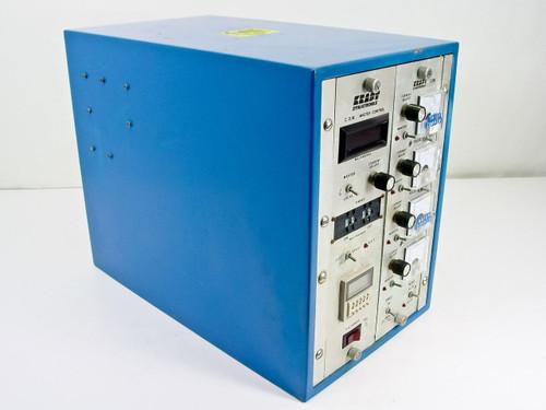 Kraft Dynatronix CDC 10-.5-1 SP DC Plating Power Supply with Timer