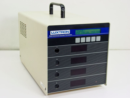 Luxtron Multichannel Fluoroptic Thermometer - 00-11250-02 (755 HG)