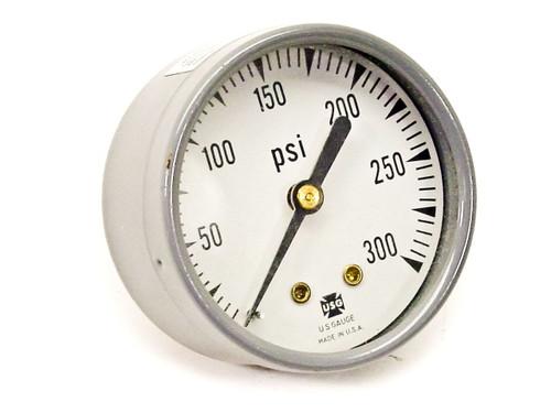 USG US Gauge Pressure Gauge (300 PSI)