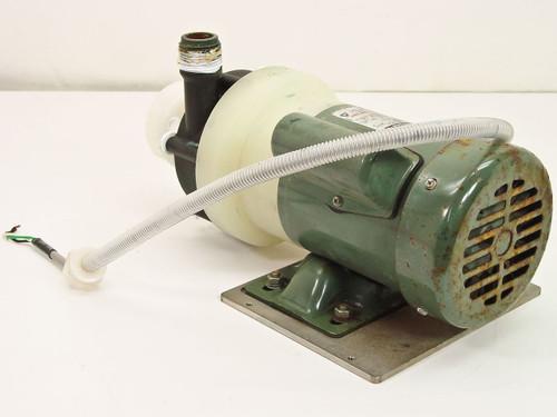 Iwaki 0140127 Magnetic Drive Pump Flouroplastic (MD-100LFY)