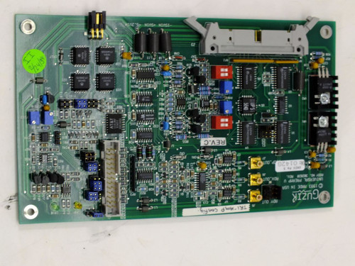 Guzik Preamp V Tri-Amp Config (302820)