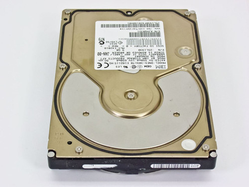 IBM 9GB - SCSI Hard Drive (25L1930)