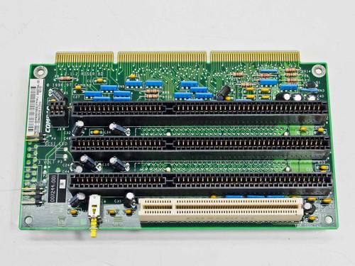 Compaq Deskpro 4000 Backplane board 3 ISA 1 PCI (270882-001)