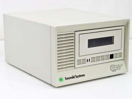 Emerald Systems 2.5 GB 8MM External Data Tape Drive  VAS02G-9000
