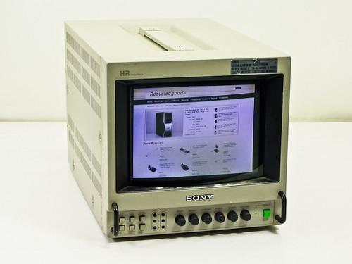 "Sony 8"" Hi-Res Medical Color Video Monitor (PVM-8043MD)"