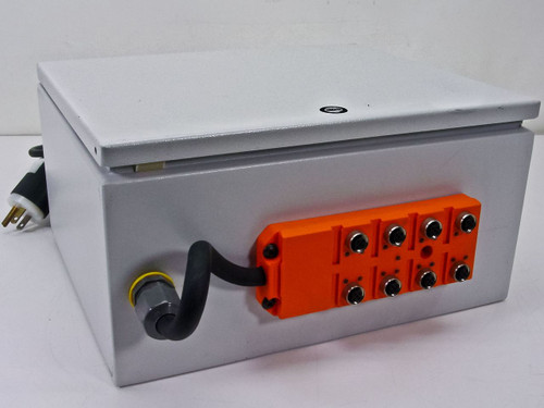 Hoffman Industrial Control Panel Enclosure (L-HC302515)