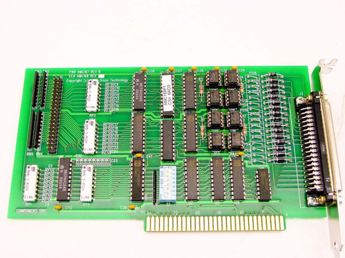 Dison 36 Pin Serial card (AMC167 REV B)