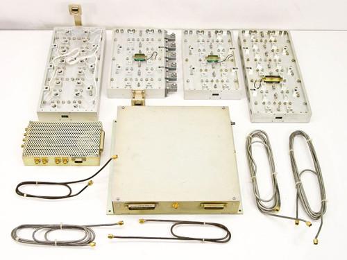 Custom RF Microwave Waveguide Equipment (Set)