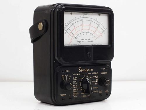Simpson Model 260