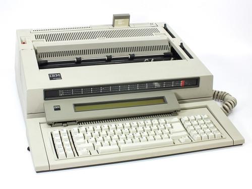 Ibm 6770 Wheelwriter System 40 Typewriter F P 40 Word