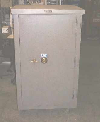 The Safe Cabinet Co Safe Large Safe with Combination Lock ...