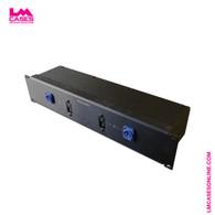 Dual Powercon Input Box