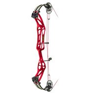 PSE Perform X 3D Compound Bow - Scarlett Red