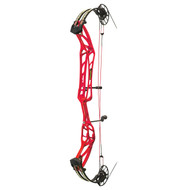 PSE Perform-X Compound Bow - Scarlett Red
