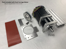 Dual Carriage Motor for 2X-34 or 4X-34