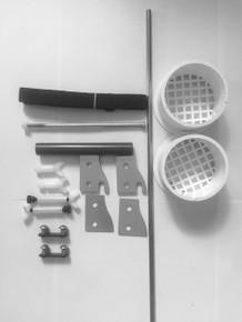 Dual Reel Holder Kit
