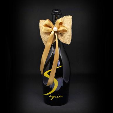 Bomboniera Bottiglia di Birra Artigianale Sagrin al Moscato Samos