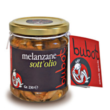 Melanzane Sott'olio Bubot 230 g