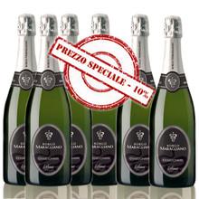 Offerta Speciale Scatola da 6 bottiglie Chardonnay Brut Borgo Maragliano