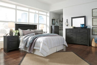 Brinxton Black 4 Pc. Queen Bedroom Collection