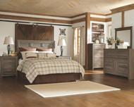 Juararo 4 Pc. Queen Bedroom Collection