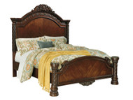North Shore California King Panel Bed