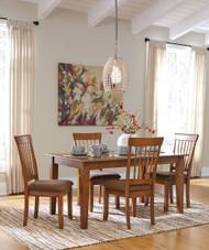Berringer 5 Pc. Rectangular Dining Set