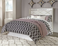 Dreamur Champagne Queen Panel Headboard