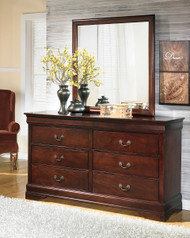Alisdair Dark Brown Dresser