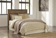 Trinell Brown Queen Panel Headboard