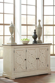 Bolanburg Antique White Dining Room Server