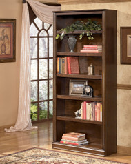 Hamlyn Medium Brown Large Bookcase