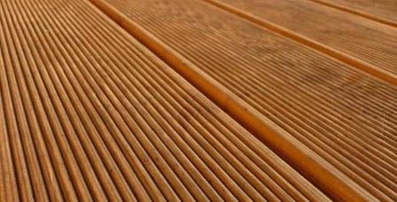 Using Restol Wood Oil on Decking