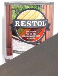 Restol Wood Oil in Grey