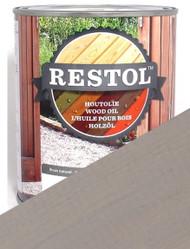 Restol Wood Oil in Light Grey
