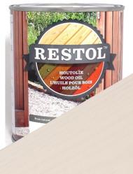 Restol Wood Oil in Pearl White