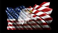American Flag Eagle Head