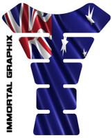 Australian Flag Tank pad