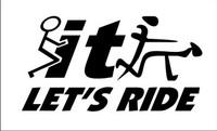F it Let's Ride