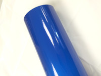 Blue Reflective Vinyl Material for Decals