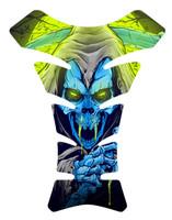 Vampire Grim Reaper Blue