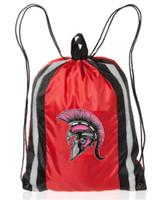 Spartans Drawstring Bag Pink