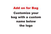 Customize Drawstring Bag with Name